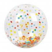 Надувной пляжный мяч Конфетти, Sunny Life
