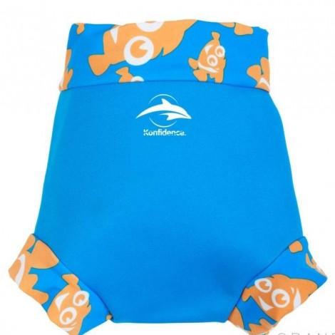 Детские неопреновые трусики для плавания (ClownFish, 3-6 мес/4-7 кг)